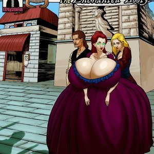 Expansionfan Comics Ruby Redbraid and The Enchanted Booty - Issue 2 gallery image-001