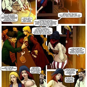 Expansionfan Comics Ruby Redbraid and The Enchanted Booty - Issue 2 gallery image-008