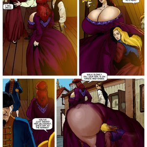 Expansionfan Comics Ruby Redbraid and The Enchanted Booty - Issue 2 gallery image-009
