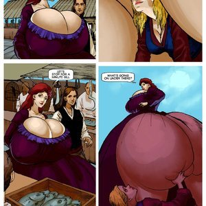 Expansionfan Comics Ruby Redbraid and The Enchanted Booty - Issue 2 gallery image-010