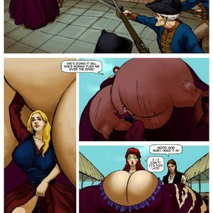 Expansionfan Comics Ruby Redbraid and The Enchanted Booty - Issue 2 gallery image-012