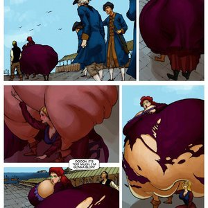 Expansionfan Comics Ruby Redbraid and The Enchanted Booty - Issue 2 gallery image-013