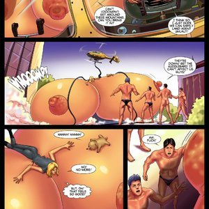 Expansionfan Comics Ruby Redbraid and The Enchanted Booty - Issue 2 gallery image-019