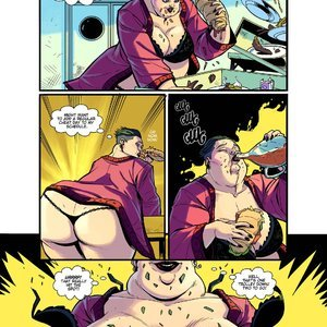 Expansionfan Comics Sorority Problems - Issue 1 gallery image-019