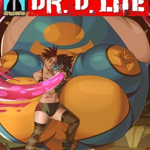 The Depravity of Dr D Lite – Issue 4 Expansionfan Comics