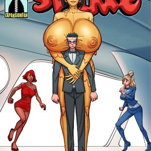 Time for Slime – Issue 3 Expansionfan Comics