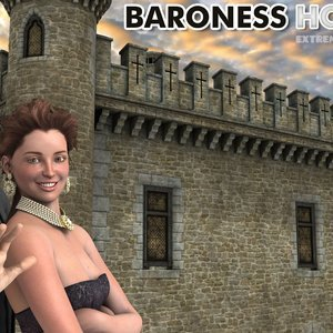 ExtremeXWorld Comics Baroness Hortense - Issue 1 gallery image-001