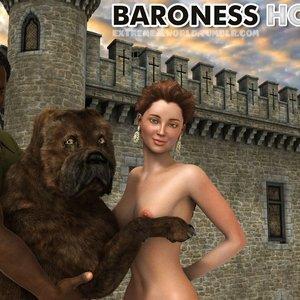 Baroness Hortense – Issue 2 ExtremeXWorld Comics