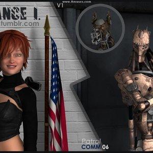 Resistance ExtremeXWorld Comics