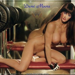 Fake Celebrities Sex Pictures Demi Moore gallery image-086