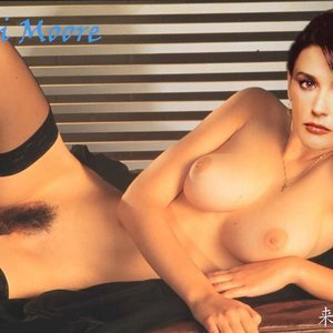 Fake Celebrities Sex Pictures Demi Moore gallery image-093