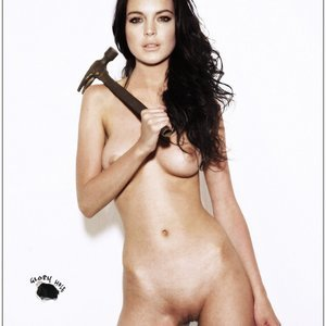 Fake Celebrities Sex Pictures Lindsay Lohan gallery image-002