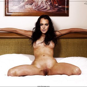 Fake Celebrities Sex Pictures Lindsay Lohan gallery image-095