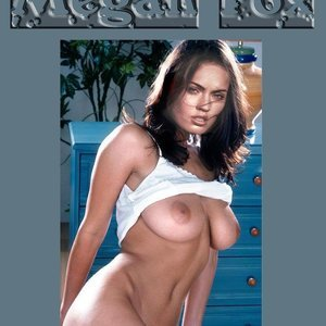 Fake Celebrities Sex Pictures Megan Fox gallery image-004