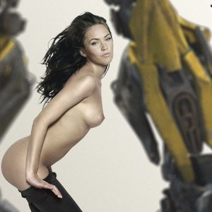 Fake Celebrities Sex Pictures Megan Fox gallery image-007
