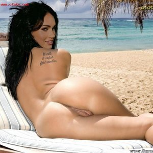Fake Celebrities Sex Pictures Megan Fox gallery image-039