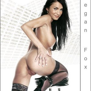 Fake Celebrities Sex Pictures Megan Fox gallery image-096