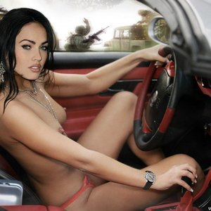 Fake Celebrities Sex Pictures Megan Fox gallery image-147