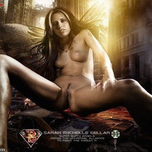 Fake Celebrities Sex Pictures Sarah Michelle Gellar gallery image-357