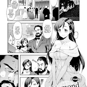 Diamond  Zirconia Chapter 4 Fakku Comics