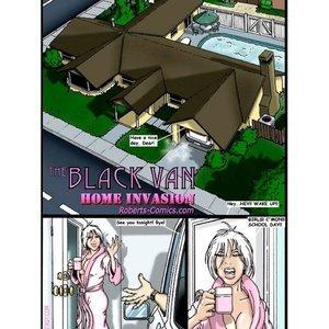 Fansadox 172 - Roberts - Black Van 4 - Home Invasion (Fansadox ...