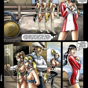 Comic Slut Porn