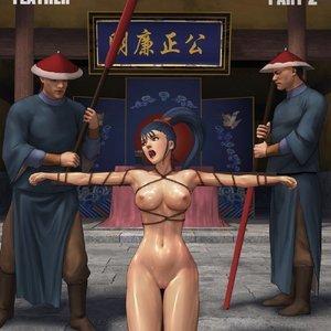 Fansadox 412 – Feather – Female General 2 Fansadox Comics