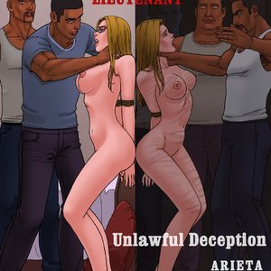 Fansadox 414 – Bad Lieutenant 3 – Unlawful Deception – Arieta Fansadox Comics