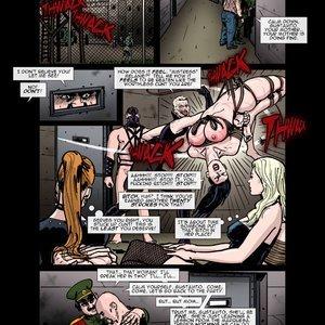 Fansadox Comics Fansadox 443 - Prison Horror Story 7 -  Predendo gallery image-008