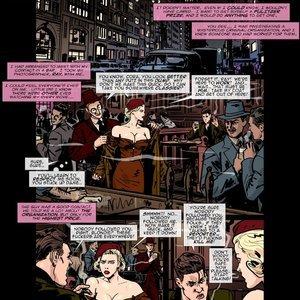 Fansadox Comics Fansadox 443 - Prison Horror Story 7 -  Predendo gallery image-016