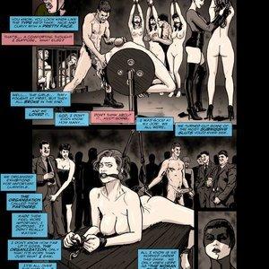 Fansadox Comics Fansadox 443 - Prison Horror Story 7 -  Predendo gallery image-017