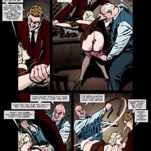 Fansadox Comics Fansadox 443 - Prison Horror Story 7 -  Predendo gallery image-022