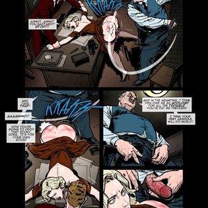 Fansadox Comics Fansadox 443 - Prison Horror Story 7 -  Predendo gallery image-023
