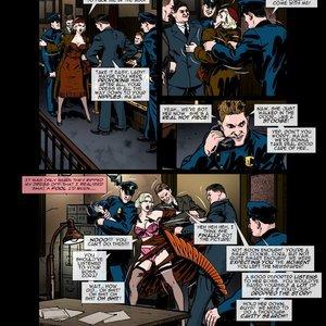 Fansadox Comics Fansadox 443 - Prison Horror Story 7 -  Predendo gallery image-025