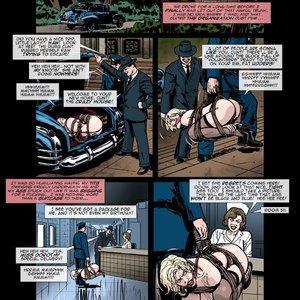 Fansadox Comics Fansadox 443 - Prison Horror Story 7 -  Predendo gallery image-034