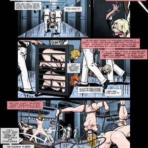 Fansadox Comics Fansadox 443 - Prison Horror Story 7 -  Predendo gallery image-036