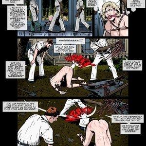 Fansadox Comics Fansadox 443 - Prison Horror Story 7 -  Predendo gallery image-038
