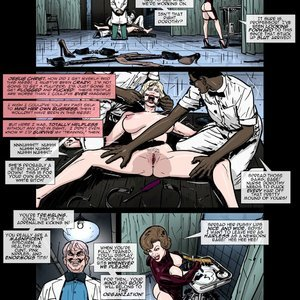 Fansadox Comics Fansadox 443 - Prison Horror Story 7 -  Predendo gallery image-041