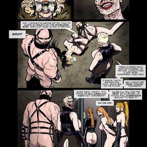 Fansadox Comics Fansadox 443 - Prison Horror Story 7 -  Predendo gallery image-047