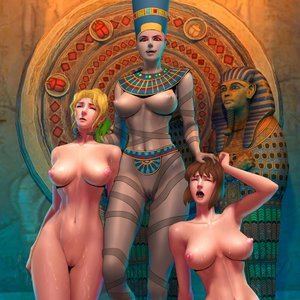 Fansadox 458 – Egypt adventure – Feather (Fansadox Comics) thumbnail