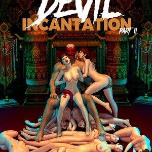 Fansadox 466 – Devils Incantations 2 – Feather Fansadox Comics