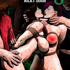 Fansadox 468 - Hotties Next Door 8 - Predondo comic 001 image