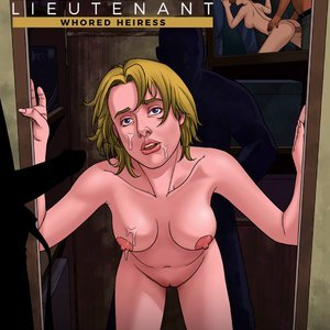 Fansadox 476 – Bad Lieutenant 7 – Whored Heiress – Arieta Fansadox Comics