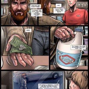Fansadox Comics Fansadox 478 - Dumpster Driver - Celestin gallery image-023