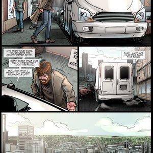 Fansadox Comics Fansadox 478 - Dumpster Driver - Celestin gallery image-046
