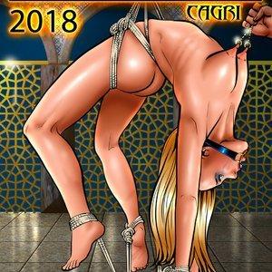 Fansadox 488 – Harem 2018 – Cagri Fansadox Comics