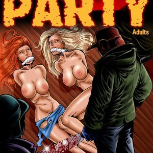 Weird Party – Cagri Fansadox Comics