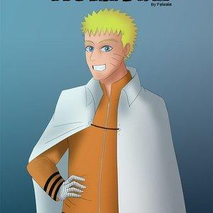 Naruto Hokage comic 001 image