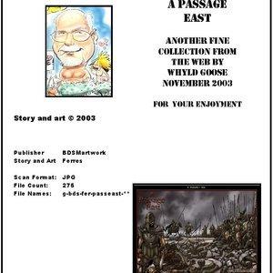 A Passage East Sexy Comics