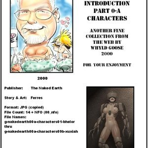 Naked Earth Shadow Side 3 Porn Toon Comics